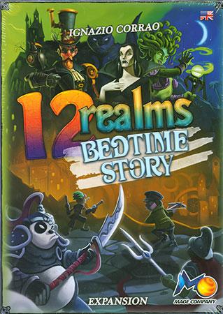 12 Realms - Bedtime Story Erweiterung mit bemalten Miniaturen (engl.)