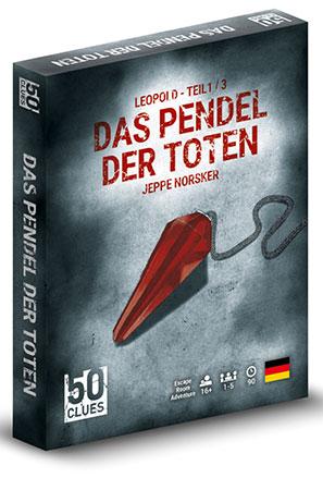 50 Clues - Das Pendel der Toten (Leopold - Teil 1/3)