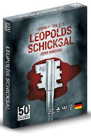 50 Clues - Leopolds Schicksal (Leopold - Teil 3/3)