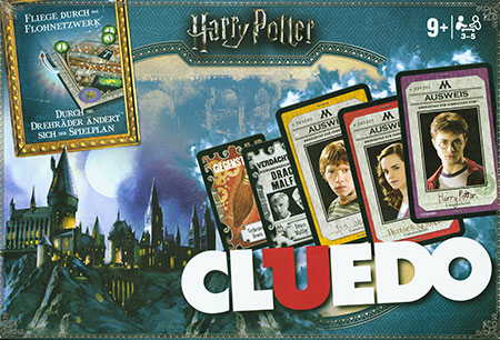 Cluedo - Harry Potter - Collectors Edition