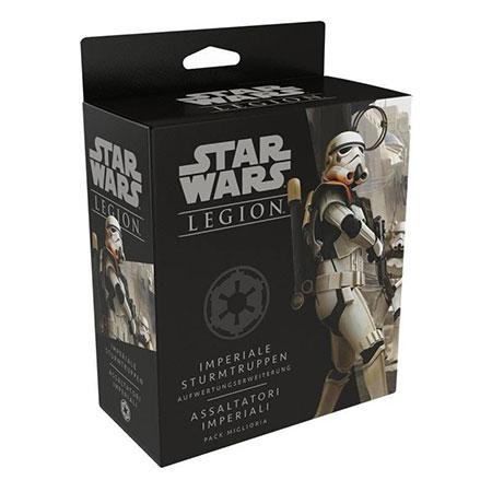 Star Wars: Legion - Imperiale Sturmtruppen (Upgrade) Erweiterung