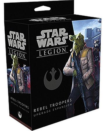 Star Wars: Legion - Rebellentruppen (Upgrade) Erweiterung