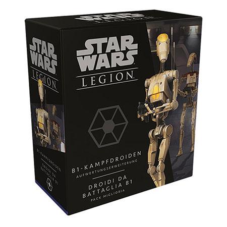 Star Wars: Legion - B1-Kampfdroiden (Upgrade) Erweiterung