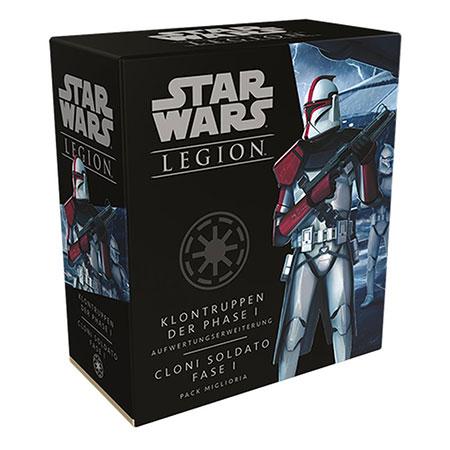 Star Wars: Legion - Klontruppen der Phase 1 (Upgrade) Erweiterung