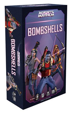 Agents of Mayhem: Pride of Babylon - Bombshells Team Erweiterung (Europe) (engl.)