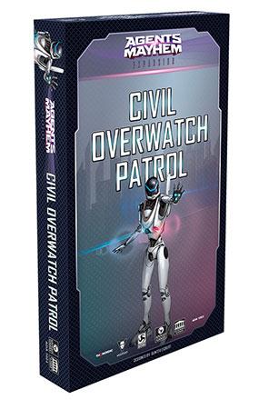 Agents of Mayhem: Pride of Babylon - Civil Overwatch Patrol Expanison (Europe) (engl.)