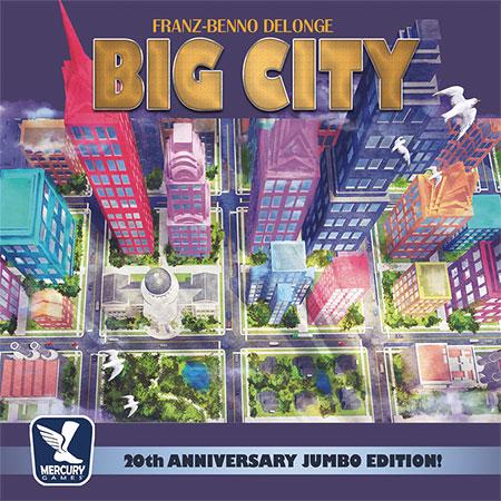 Big City - 20th Anniversary Jumbo Edition (engl.)