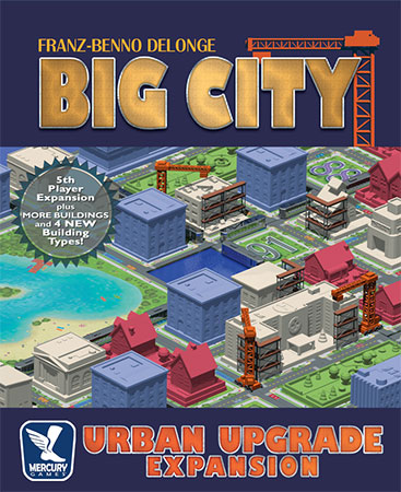 Big City - Urban Upgrade Expansion (engl.)