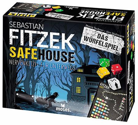 Sebastian Fitzek - Safehouse: Das Würfelspiel