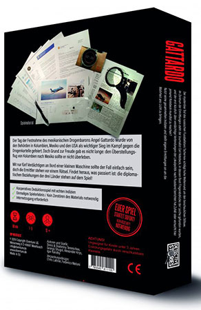 Detective Stories - 60 Min-Edition - Fall 1: Gattardo