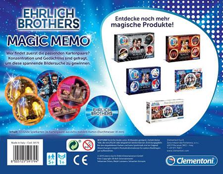 Ehrlich Brothers - Magic Memo