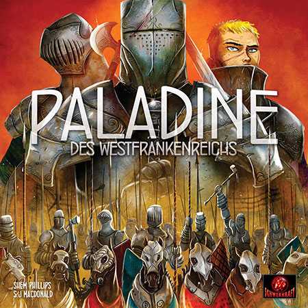 Paladine des Westfrankenreichs