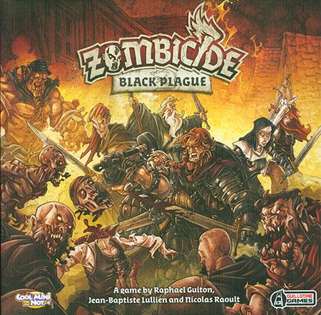 Zombicide - Black Plague (engl.)