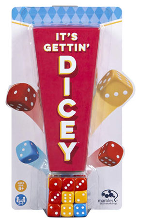 It´s Getting Dicey