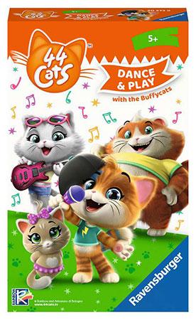 44 Cats: Tanze & Spiele mit den Buffycats