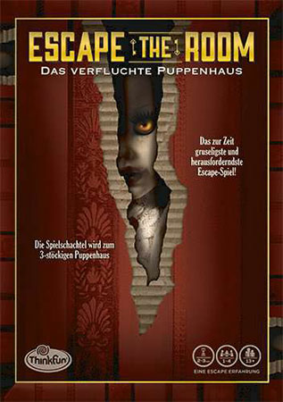 Escape the Room 3 - Das verfluchte Puppenhaus