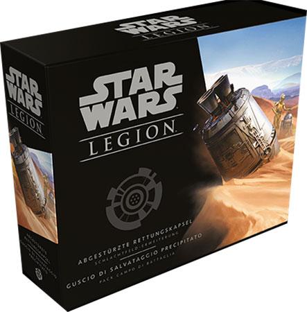 Star Wars: Legion - Abgestürzte Rettungskapsel Erweiterung
