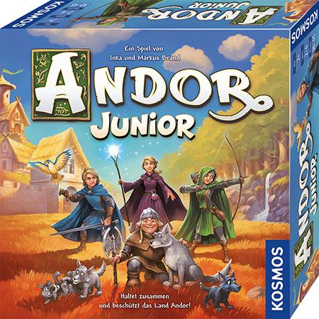 Die Legenden von Andor - Junior