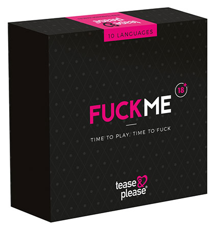 FUCK ME - Erotikspiel