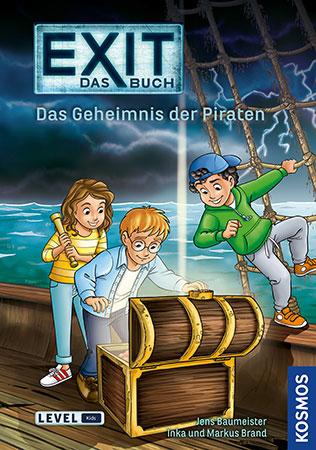 EXIT - Das Buch - Das Geheimnis der Piraten