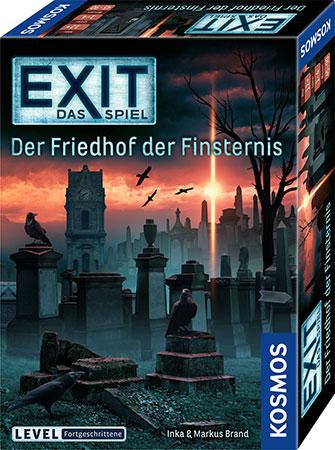 EXIT - Das Spiel - Der Friedhof der Finsternis