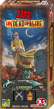 BANG! The Dice Game - Undead or Alive Erweiterung
