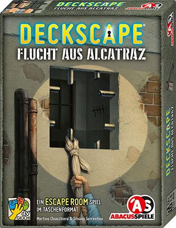 Deckscape – Flucht aus Alcatraz