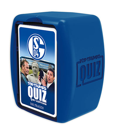 TOP TRUMPS - Quiz FC Schalke 04