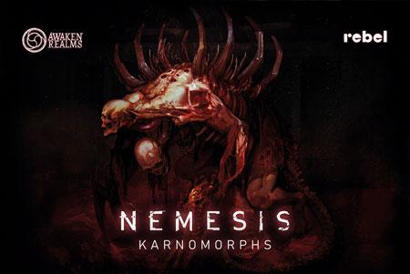 Nemesis - Karnomorphs Erweiterung