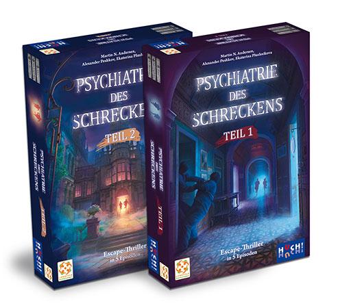 Spiel Psychiater