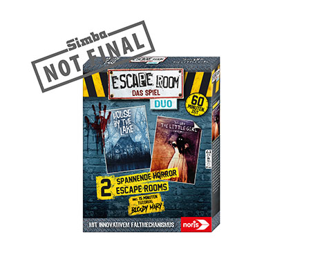 Escape Room - Duo Horror