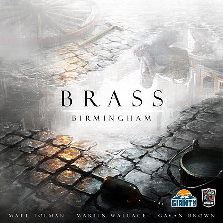 Brass: Birmingham (dt.)
