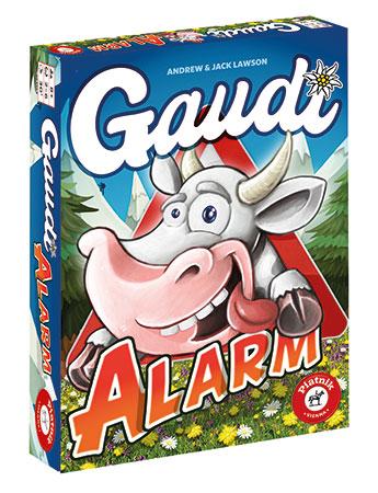 Gaudi Alarm