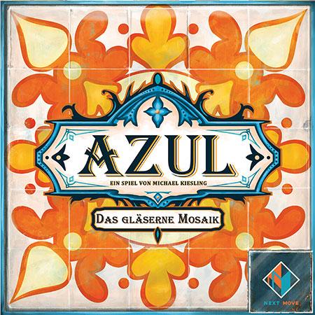 Azul - Das gläserne Mosaik Erweiterung