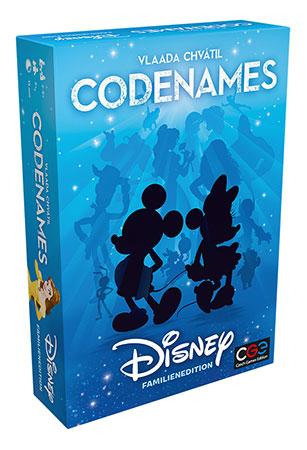 Codenames - Disney Familienedition