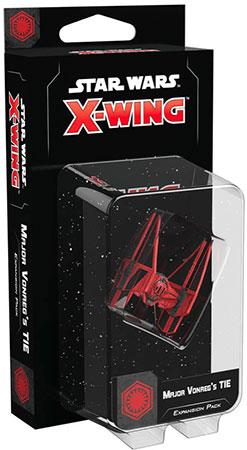 Star Wars: X-Wing 2.Edition - Major Vonregs TIE Erweiterungspack