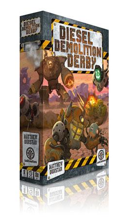 Diesel Demolition Derby - Basic Edition (engl.)