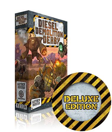Diesel Demolition Derby - Deluxe Edition (engl.)