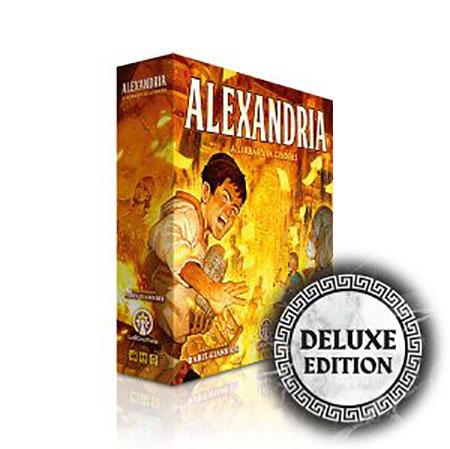 Alexandria - Deluxe Edition (engl.)