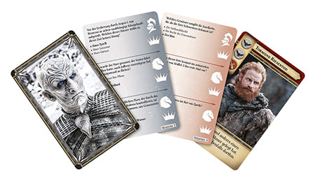 Game of Thrones - Das Trivia-Spiel - Episode 5-8 Erweiterung