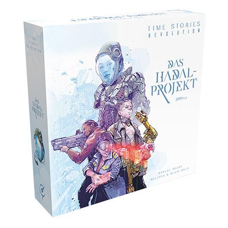 T.I.M.E Stories Revolution - Das Hadal-Projekt