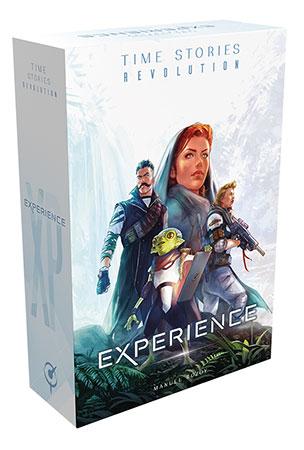 T.I.M.E Stories Revolution - Experience Erweiterung
