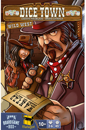 Dice Town - Wild West Erweiterung