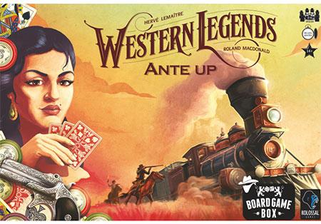 Western Legends - Ante Up Erweiterung