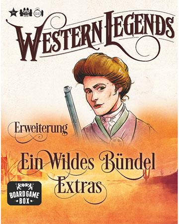 Western Legends - Ein Wildes Bündel Extras Erweiterung