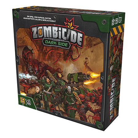 Zombicide - Invader: Dark Side - Grundspiel