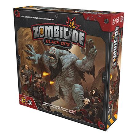 Zombicide - Invader - Black Ops Erweiterung
