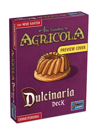 Agricola - Dulcinaria-Deck Erweiterung