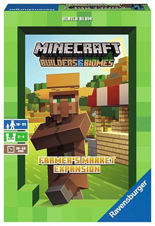 Minecraft - Builders & Biomes (1. Erweiterung)