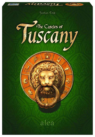 The Castles of Tuscany (dt.)